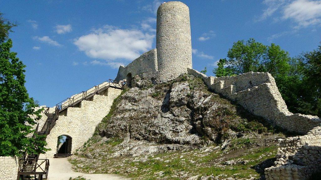 Smolen castle
