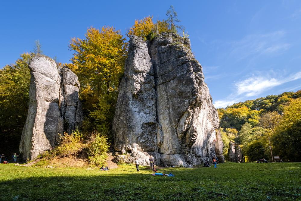 Bedkowska Valley