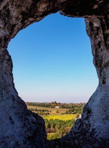View from Okiennik Wielki