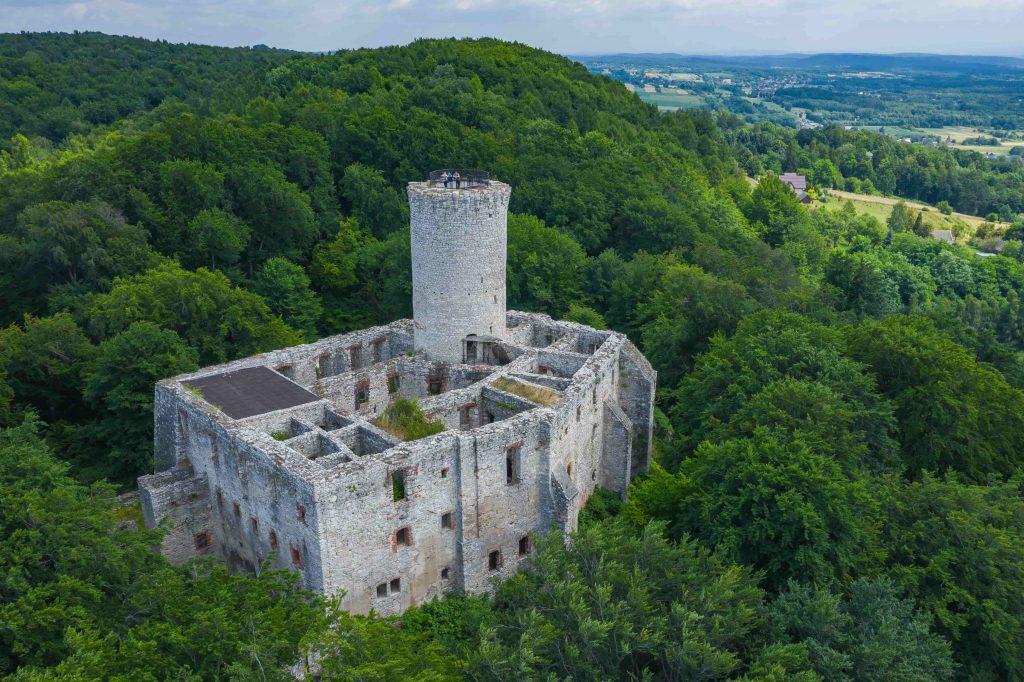 Lipowiec Castle